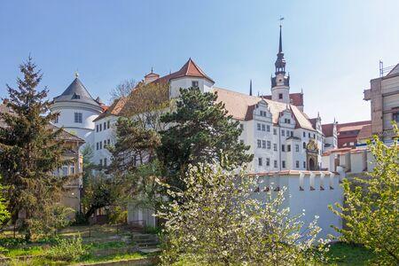 City wall in Torgau