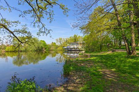 Lake in Torgau