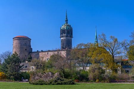 Castle Church in Wittenberg