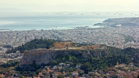 Farsightedness from the Acropolis