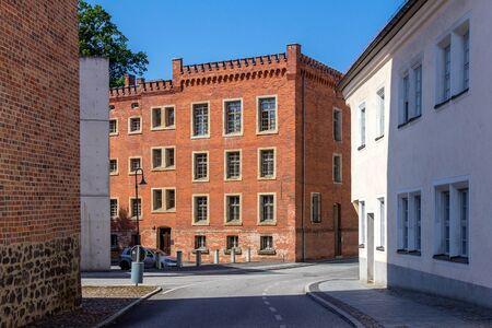 The former prison in Bad Liebenwerda