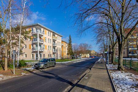 The retirement home in Bad Liebenwerda