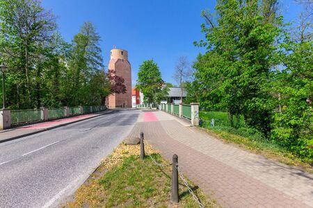Water tower in Bad Liebenwerda