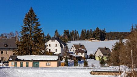 Winter in the Vogtland