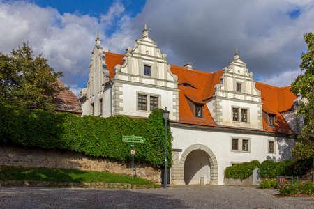 Castle in Strehla