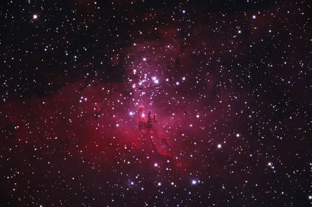 M16: The Eagle Nebula M16