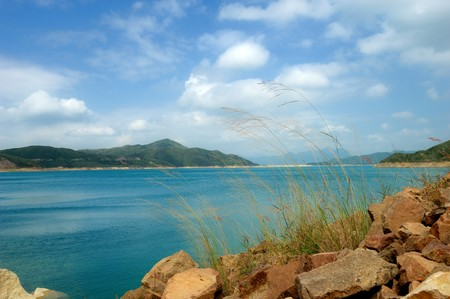 sea scenery: Sea scenery