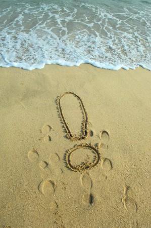 sea mark: Exclamation mark