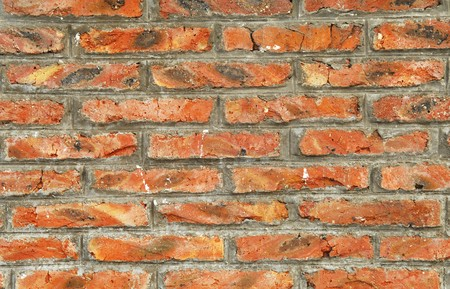 contruction: abstract rough grunge brick wall background