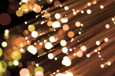 photon: Abstract Internet technology fiber optic background   Stock Photo
