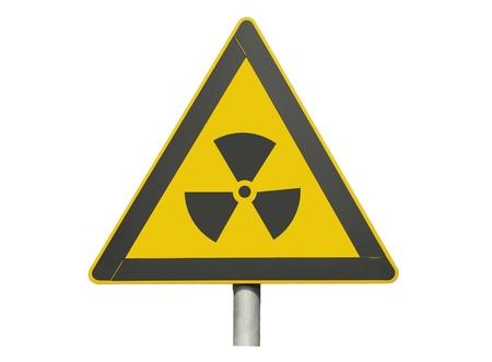 gamma radiation: nuclear Stock Photo