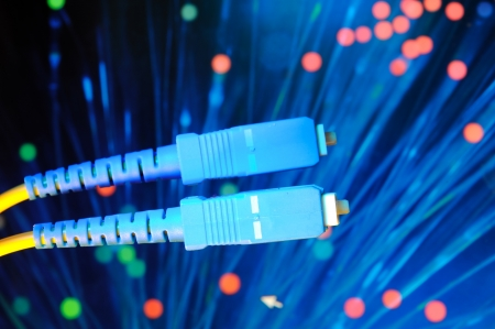 fiber optic cable photo