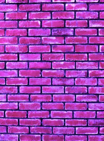 stack stone: abstract purple rough grunge brick wall background