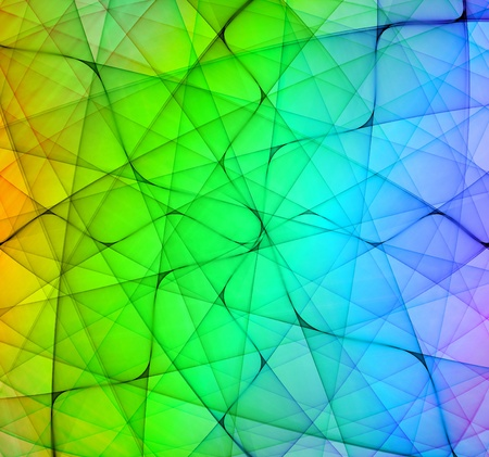 abstract background of magic burst with rays of light Stock Photo - 12359169