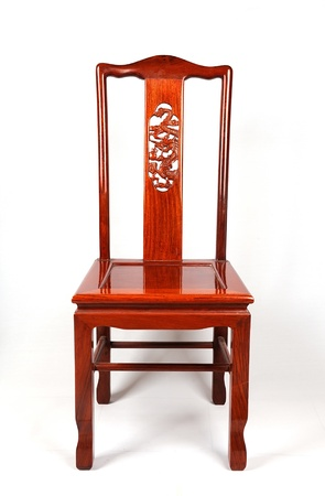 elm: Chinese antique ming style furniture chair made from elm wood