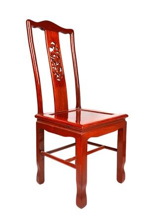 divan: Antiguos chinos de estilo Ming silla Mobiliario de madera de olmo
