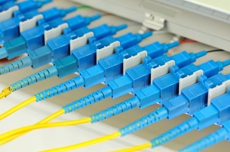 fiber optic cable: fiber Network Server