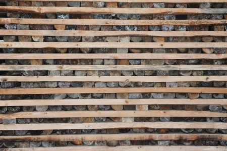 Timber Stacked photo