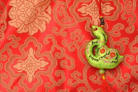 Chińska kaligrafia 2013 do Roku Węża photo