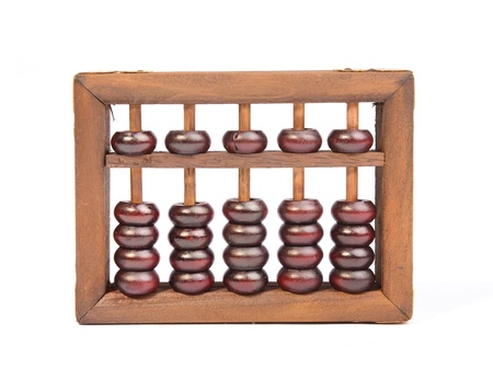 abacus mean symbols of wealth and prosperity photo