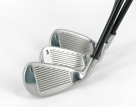 metal golf driver photo