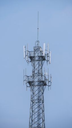 telecommunications tower photo