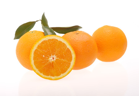 Fresh oranges  photo