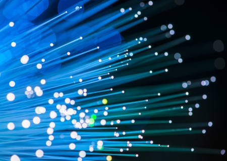 Glasfaser-Netzwerk-Kabel