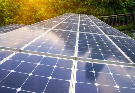 Solar Power Plant photo