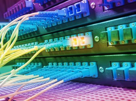 Raccordement au réseau Banque d'images