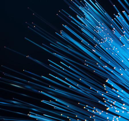 fibra óptica: fibras ópticas dinámicos en la tecnología de fondo