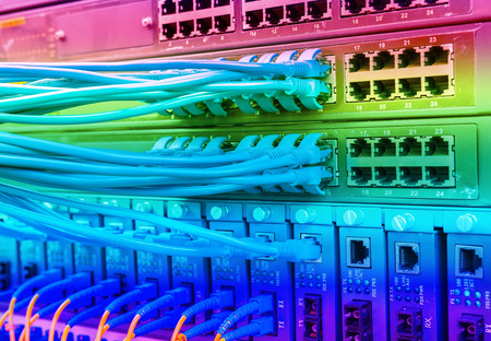 internet terminals: Network connection