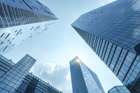 Modern Architecture of Skyline