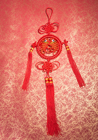 korean culture: Traditional chinese knot