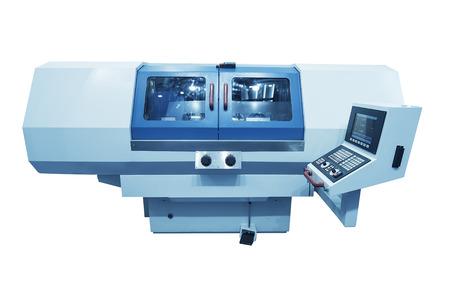 cnc machine: CNC machine at work