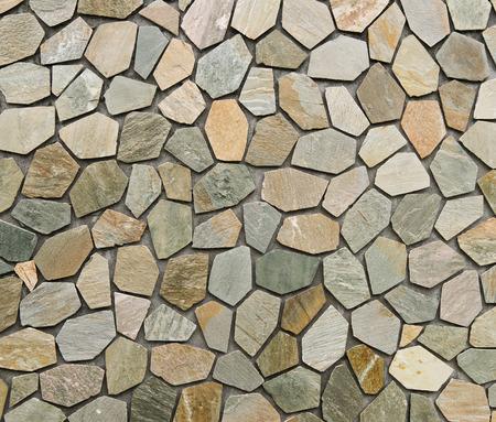 ferraille: faite paroi rocheuse rustique à la main