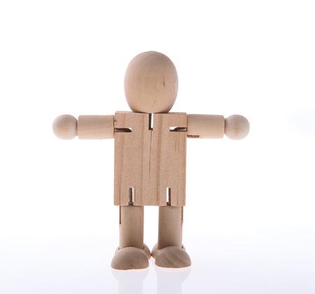 juguetes de madera: conceptos figura de madera