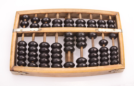 abaci: abacus mean symbols of wealth and prosperity