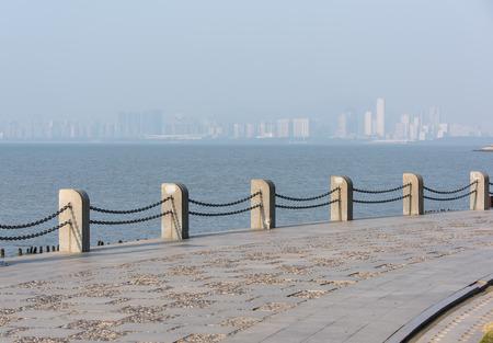 coastline: coastline of road