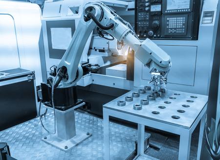 Kontroler z robotów strony Zdjęcie Seryjne