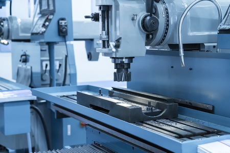 automatic machine: Details of CNC machine tools