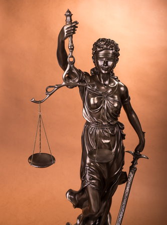 counsel: Statue of justice,law concept