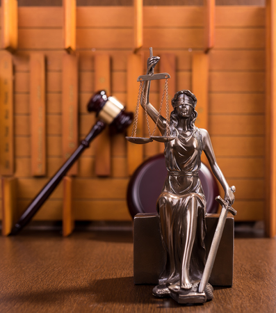 advocate: Statue of justice,law concept