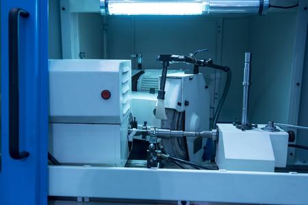 milling center: Details of CNC machine tools