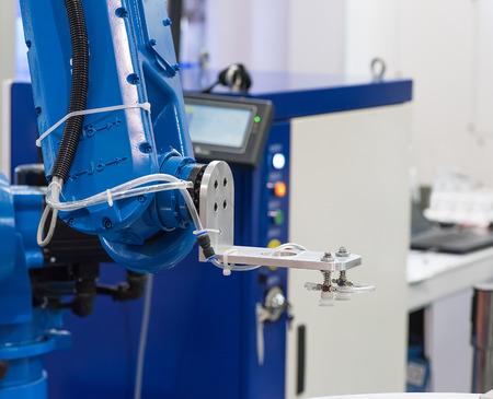 mano robotica: Controlador de mano robótica