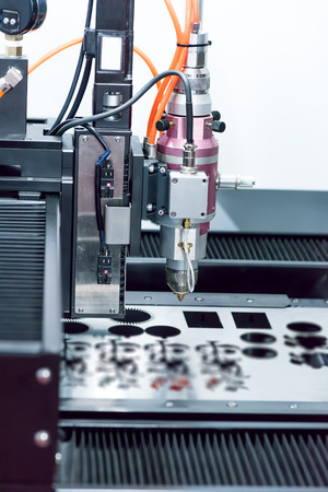 workpiece: Precision laser processing of the workpiece