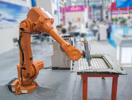 Controler of robotic hand Фото со стока