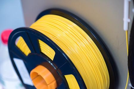 pla: 3D printing filaments
