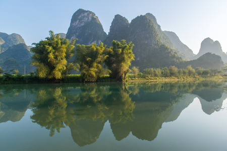 landscape in GuangXi, China