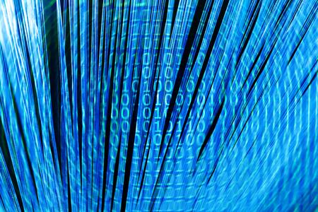 dataflow: fiber optic data transfer data